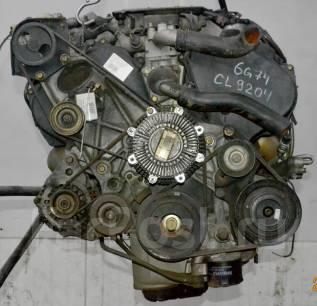 Двигатель в сборе. Mitsubishi Challenger, K99W Mitsubishi Pajero, V45W, V25W. Под заказ