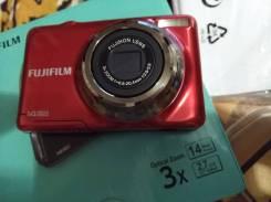 Fujifilm FinePix JV300. 10 - 14.9 Мп, зум: 3х