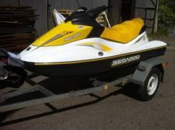 BRP Sea-Doo GTI. 137,00л.с., Год: 2006 год