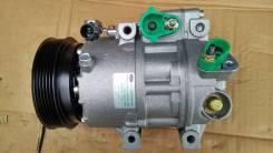Компрессор кондиционера (97701-2B202, 97701-3F270) на Hyundai Santa Fe (2006-2009) / HCC
