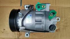 Компрессор кондиционера (97701-2W000) на Hyundai Grand Santa Fe (2013- ) / HCC