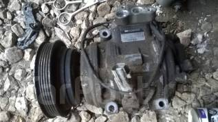 Компрессор кондиционера. Toyota Corona Exiv, ST182, ST180, ST183, ST181 Toyota Celica, ST183, ST184, ST182, ST185, ST183C Toyota Carina ED, ST182, ST1...