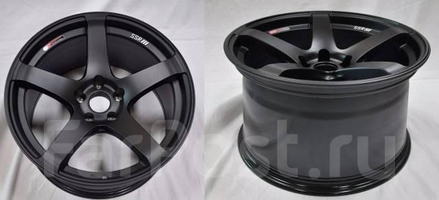 "SSR GTV01. 8.5x18"", 5x114.30, ET40, ЦО 73,0мм. Под заказ"