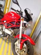 Ducati Monster 400. 398 куб. см., исправен, птс, с пробегом