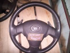 Руль. Toyota Ractis, NCP100