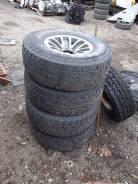 Bridgestone Dueler. Грязь AT, 2012 год, износ: 10%, 4 шт