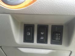 Кнопка включения противотуманных фар. Toyota Mark II, JZX115, GX115, JZX110, GX110 Двигатели: 1JZFSE, 1JZGTE, 1GFE, 1JZGE