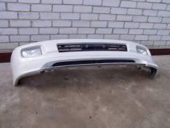 Бампер передний в сборе с губой и туманками LAND Cruiser 100