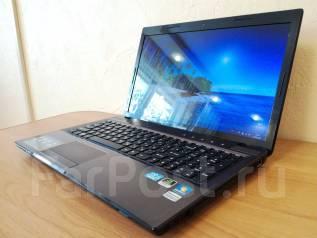 "Lenovo IdeaPad Z570. 15.6"", 3,1ГГц, ОЗУ 8192 МБ и больше, диск 500 Гб, WiFi, Bluetooth, аккумулятор на 2 ч."