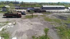 Сдается в аренду производственная территория в Находке