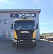 Scania. Полноприводный тягач G480CA6X6EHZ в Якутске, 12 740 куб. см., 30 000 кг.