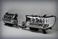 Фара. Toyota Land Cruiser, VDJ200, URJ202W, URJ200, URJ202