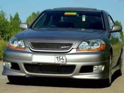 Обвес кузова аэродинамический. Toyota Mark II, GX110, GX115, JZX110, JZX115 Двигатели: 1GFE, 1JZFSE, 1JZGE, 1JZGTE