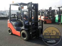 Toyota 8FG15. Toyota 8FG15, 2 000 кг. Под заказ