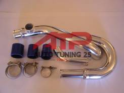 Интеркулер. Mitsubishi Lancer Evolution, CT9W, CT9A Двигатель 4G63