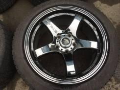 Sakura Wheels. 7.5x17, 5x114.30, ET42, ЦО 73,0мм.