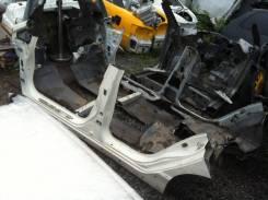 Порог кузовной. Honda Civic, FD2, FD1 Honda Civic Type R, FD2 Двигатель K20A