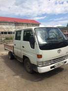 Toyota Toyoace. Toyota toyoace, 2 700 куб. см., 1 500 кг.