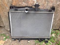 Радиатор охлаждения двигателя. Mazda Demio, DE3AS, DE3FS, DE5FS, DEJFS