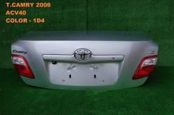 Крышка багажника. Toyota Camry, ACV40, ACV45, ACV41 Двигатели: 2GRFE, 2AZFE, 1AZFE