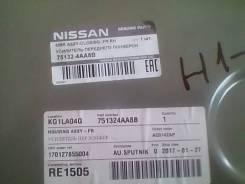Лонжерон. Nissan Almera