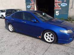 Honda Accord. CL7 EUROR, K20A RED TOP