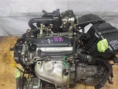 Двигатель в сборе. Daihatsu Mira Gino 1000 Daihatsu YRV Daihatsu Storia Двигатель EJVE