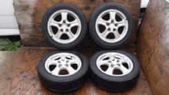 Продам отличные колеса R16 с Galant/Legnum. 7.5x16 5x114.30 ET0