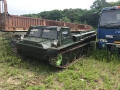 ГАЗ 71. Вездеход гусеничный ГТС, 4 600 куб. см., 1 000 кг., 3 750,00кг.