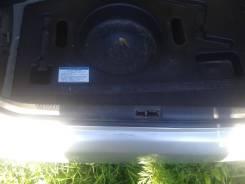 Уплотнитель двери багажника. Toyota Mark II, JZX115, GX115, JZX110, GX110 Двигатели: 1JZFSE, 1JZGTE, 1GFE, 1JZGE