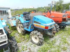 Iseki. Трактор 17л. с., 4wd, фреза в комплекте
