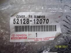Заглушка бампера. Toyota Corolla, CE120, CDE120, ZZE120, ZZE121, ZZE122, NZE120, NZE121 Toyota Corolla Fielder, NZE124, ZZE124, ZZE123, ZZE122, CE121...