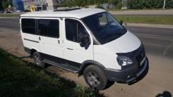 ГАЗ 2217 Баргузин. Газ 22177 Баргузин, 2 900 куб. см., 7 мест