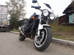 Kawasaki ZZR 1200. 1 200 куб. см., исправен, птс, с пробегом