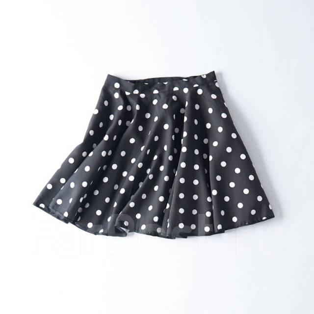 5ad647c3676 Модная и стильная юбка-клеш в горох! Отличная цена - Основная одежда ...