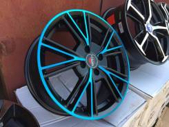 HD Wheels. 6.5x16, 4x98.00, ET38, ЦО 58,5мм.