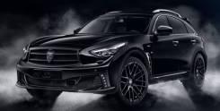 Обвес кузова аэродинамический. Infiniti: FX37, QX70, FX50, FX30d, FX35 Nissan Infiniti FX35/FX37/FX50. Под заказ