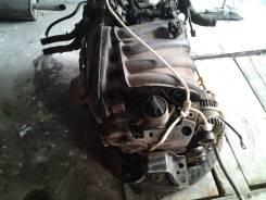 Двигатель в сборе. Nissan Wingroad