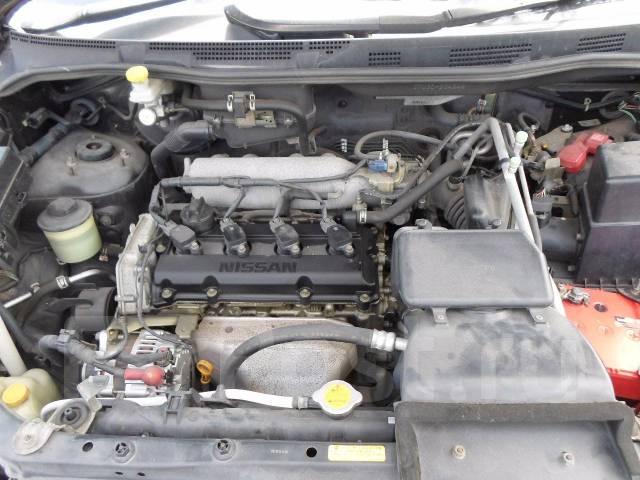 Nissan Bassara. JTU30, QR25 DE