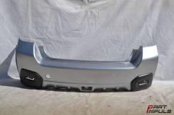 Бампер. Subaru XV, GP7 Двигатель EJ20A