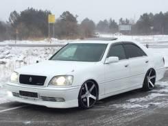 Губа. Toyota Crown, JZS179, JZS177, JZS175, JZS173, JZS171, JZS175W, JZS171W, JZS173W