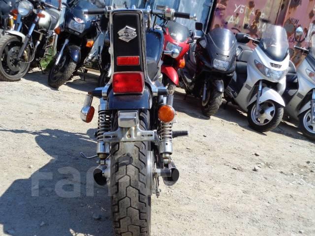 Suzuki Intruder. 400 куб. см., исправен, птс, без пробега