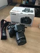 Canon EOS 600D. 15 - 19.9 Мп, зум: 14х и более
