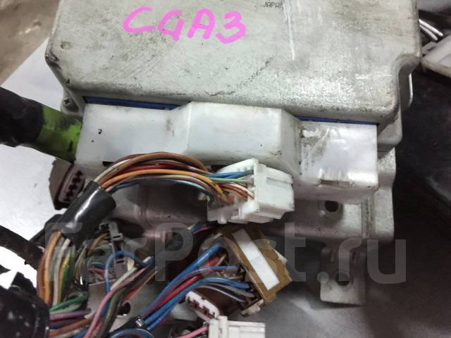 Блок управления двс. Nissan March, AK11 Nissan Cube, AZ10 Двигатель CGA3DE