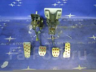 Накладка на педаль. Subaru Forester, SG9L, SG, SG5, SG9 Двигатели: EJ204, EJ202, EJ25, EJ205, EJ255, EJ201, EJ20, EJ203