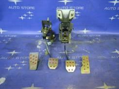 Накладка на педаль. Subaru Forester, SG5, SG9, SG, SG9L Двигатели: EJ203, EJ202, EJ205, EJ25, EJ204, EJ201, EJ255, EJ20