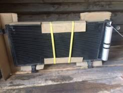Радиатор кондиционера. Mitsubishi Pajero Pinin, H76W, H77W