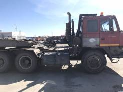 Tatra. Автомобиль Татра-815 С/Т, 12 667 куб. см., 73 500 кг.
