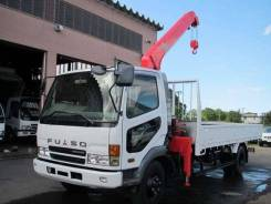 Mitsubishi Fuso Fighter. Манипулятор , 8 200 куб. см., 5 000 кг. Под заказ