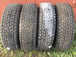 Bridgestone Winter Dueler DM-Z2. Зимние, без шипов, износ: 5%, 4 шт